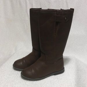 Girls Gap tall boots size 10